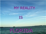 MY REALITY IS FLORIDA