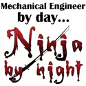 Mechanical Engineer Ninja