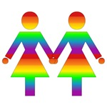 Rainbow Girls Lesbian Pride T-Shirts & Gifts