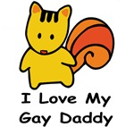 I Love My Gay Daddy Baby & Kids Gifts