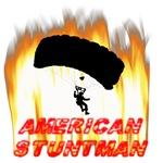 Skydiving Stuntman