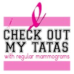 Check Out My Tatas - Breast Cancer Awareness