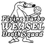 Flying Turbo Weasel Death Squad