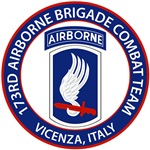 173rd Airborne BCT Vicenza