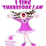 I Sing therefore I am