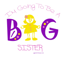 I am going to be a big sister shirts and more