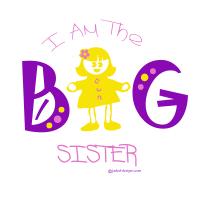I am the big sister shirts and more