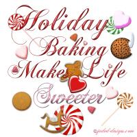 Holiday Baking Makes Life Sweeter Shirts And More