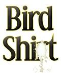 Bird Shit Adult T-Shirt