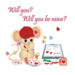 Be My Mousy Valentine