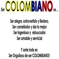 Que es ser Colombiano