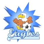 EAGLES SOCCER TEAM T-SHIRTS AND GIFTS