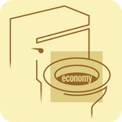 The Economy is in the Toilet