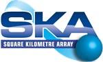Logos: Square Kilometer Array & LUX Detector