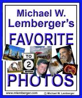 The Best of Photographer Michael W. Lemberger