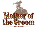 Mother of the Groom Western T-Shirts