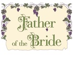 Father of the Bride Vineyard T-Shirts