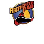 Firefighter Dad T-Shirts