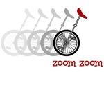 Unicycle Zoom Zoom