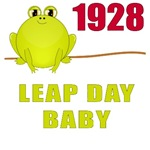 1928 Leap Year Baby