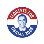 Florists for Obama