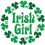 Green Irish Girl