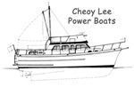 Cheoy Lee Power Boats