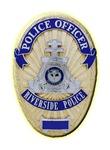 Riverside Police Officer