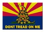 Arizona Don't Tread On Me