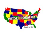Pride/Equality -made in the USA
