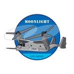 Moonlight V-22 Osprey Blue Moon