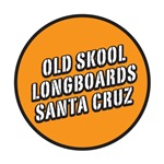 Old Skool Longboards Santa Cruz Shirts