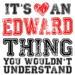Red Edward Thing