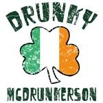 Irish Drunky
