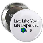 Live Like Your Life Depended On It