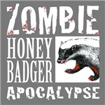 Zombie Honey Badger