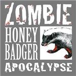 Zombie Honey Badger