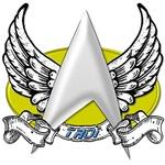 Star Trek Troi Tattoo