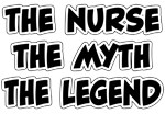 The Nurse The Myth The Legend