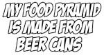 Food Pyramid Beer