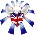 English Defender Shield