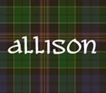 Allison Tartan