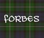 Forbes Tartan