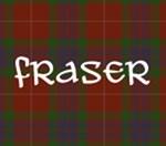 Fraser Tartan