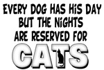 Nights Reserved For Cats