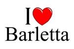 I Love (Heart) Barletta, Italy