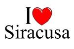 I Love (Heart) Siracusa, Italy