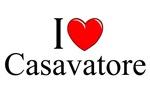 I Love (Heart) Casavatore, Italy