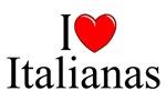 I Love (Heart) Italianas