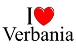I Love (Heart) Verbania, Italy